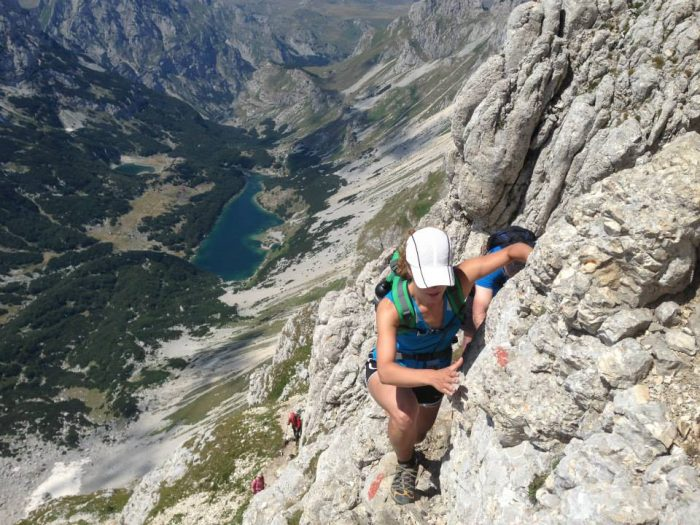 Montenegro Mountains: LadyofAwesome.com