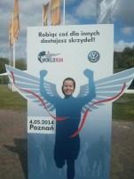 Wings For Life 2014. in Pozńan