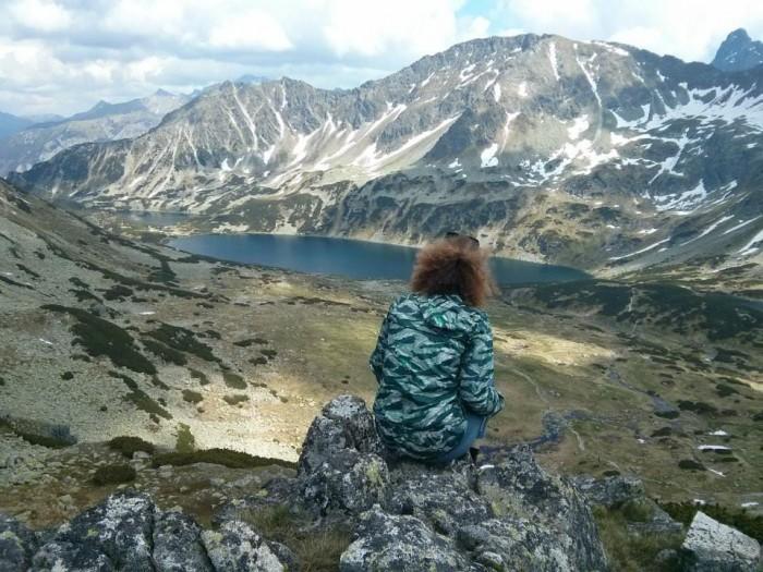 Planinski lanac Tatre © Marijana B.