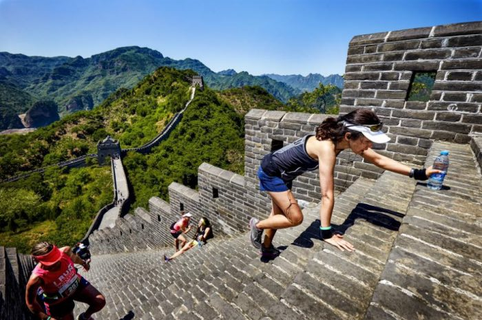 Great Wall Marathon as one of the Top Marathons 2016 | LadyofAwesome.com