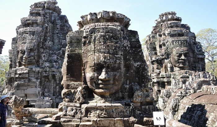 13 Lesser-Known Places of Worship in Southeast Asia | Bayon Temple, Cambodia | Lady of Awesome