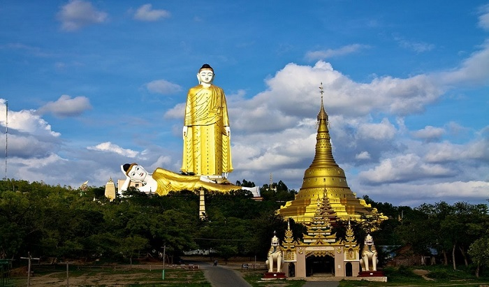 13 Lesser-Known Places of Worship in Southeast Asia | Bodhi Tataung, Myanmar | Lady of Awesome