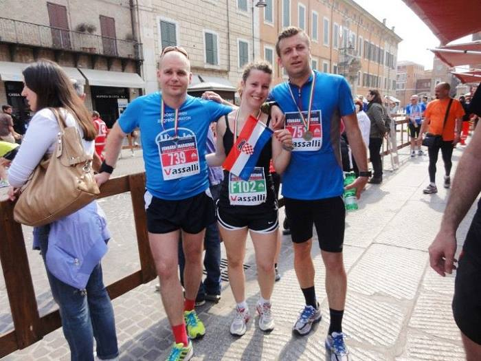 Running Travel: Ferrara Marathon 2012
