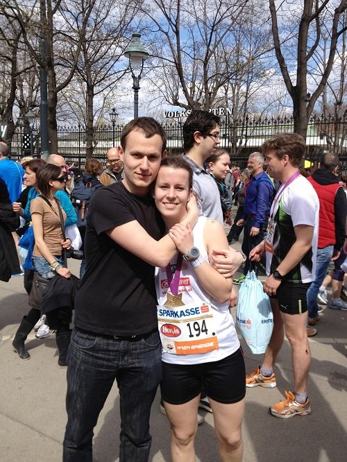 Running Travel: Vienna Marathon 2013