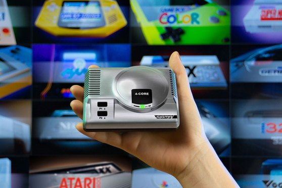 RetroEngine Sigma Retro Gaming Game Console
