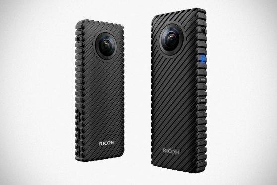 Ricoh R Development Kit 24-Hour Spherical Live Streaming Camera