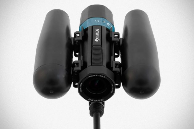 ParaLenz World's First Action Camera for Divers