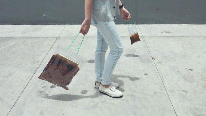 Kopi Dabao Bag by Wheniwasfour