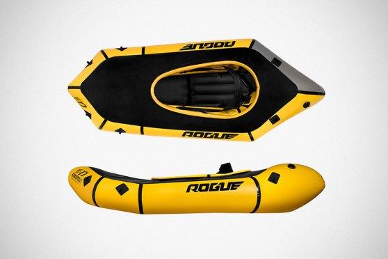 Rouge Packraft Inflatable Raft by Kokopelli Packraft
