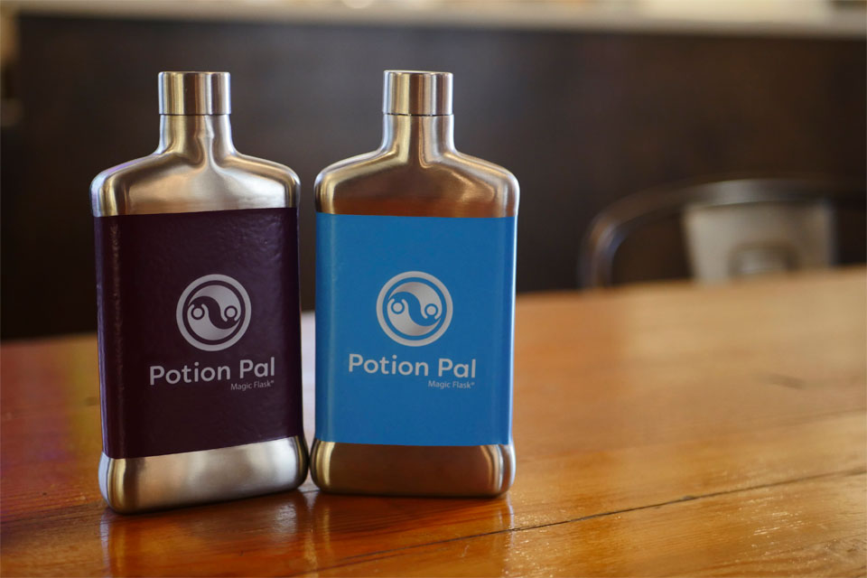 These Flasks Will Turn Cheap Alcohol Into Top Shelf ...