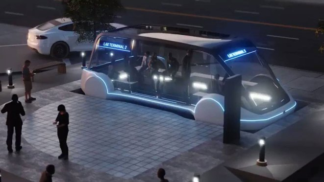 The Boring Company's Plan and Urban Loop System Revealed