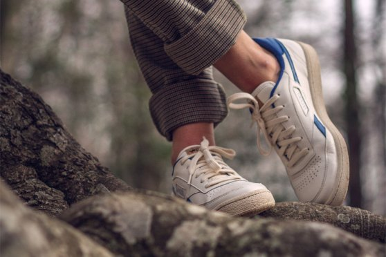 Wado Sustainable Sneakers Inspired by the 1980s
