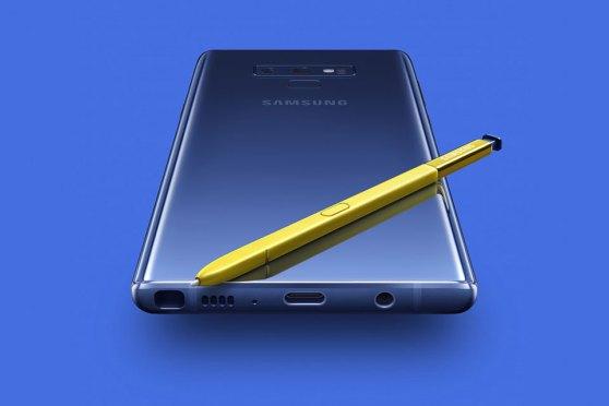 Samsung Galaxy Note9 Smartphone