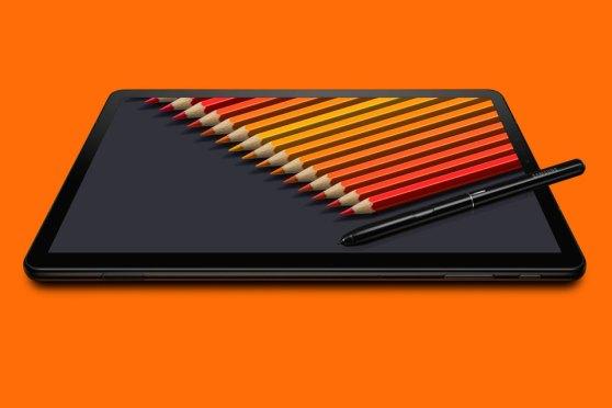 Samsung Galaxy Tab A and Galaxy Tab S4 Tablets