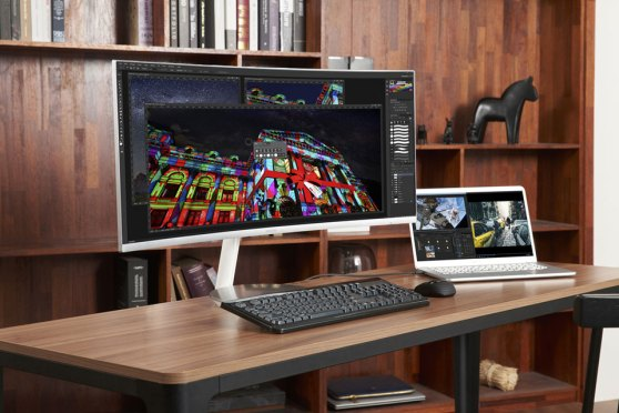 Samsung CJ79 Curved Monitor