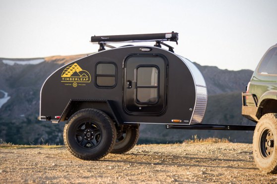 Timberleaf Pika Teardrop Camper: Sleek And Surprisingly, Affordable