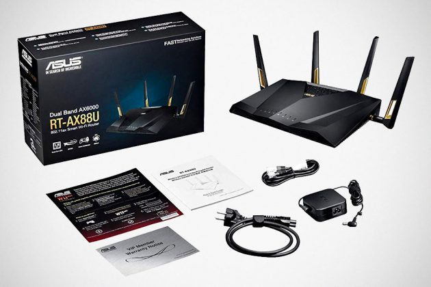 ASUS RT-AX88U 802.11ax Wireless Router