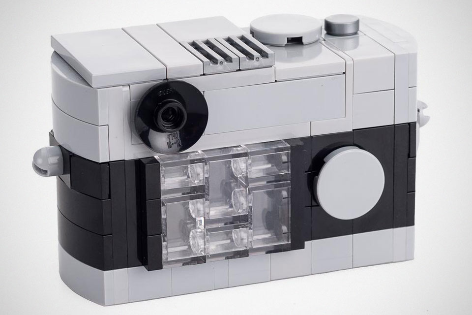 Leica Rangefinger Won't Fly Off The Shelves But The LEGO Version