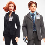Oh, Look! <em>X-Files</em>' Mulder and Scully Gets The Barbie Doll Treatment!