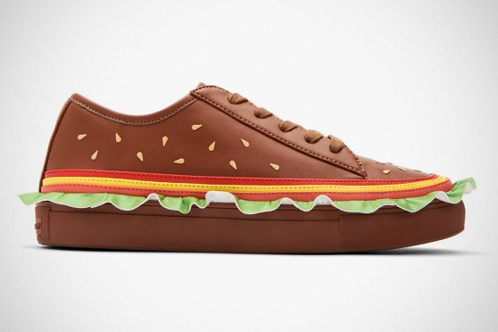 Katy Perry Burger Shoes The Munchie