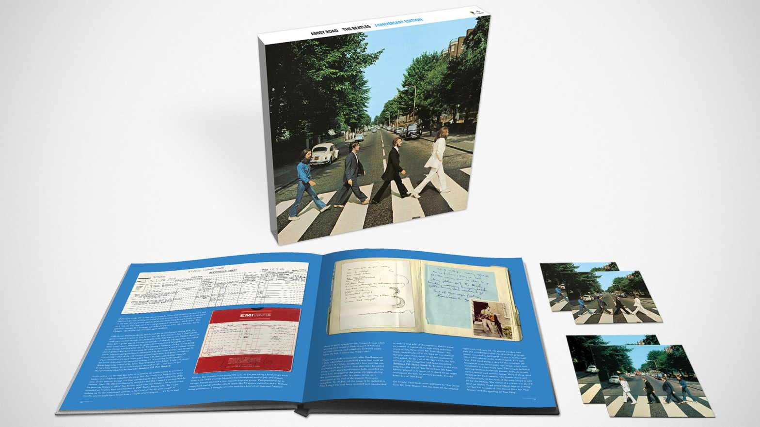 The Beatles Abbey Road Anniversary Edition