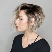 cute short hairstyles fine