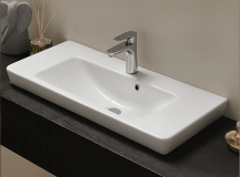 CeraStyle 068300-U Bathroom Sink, Porto - Nameek's