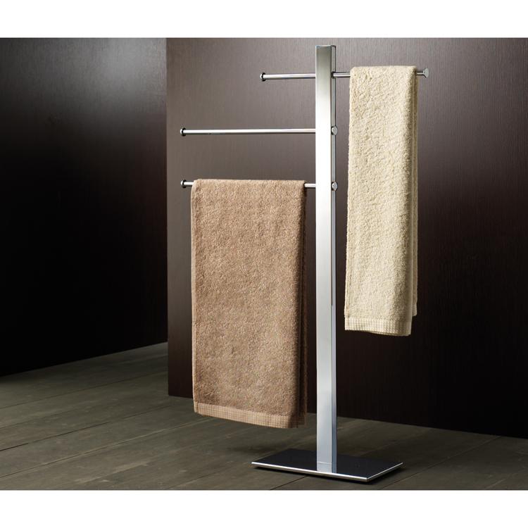 Gedy 7631 13 Towel Stand Bridge Nameeks