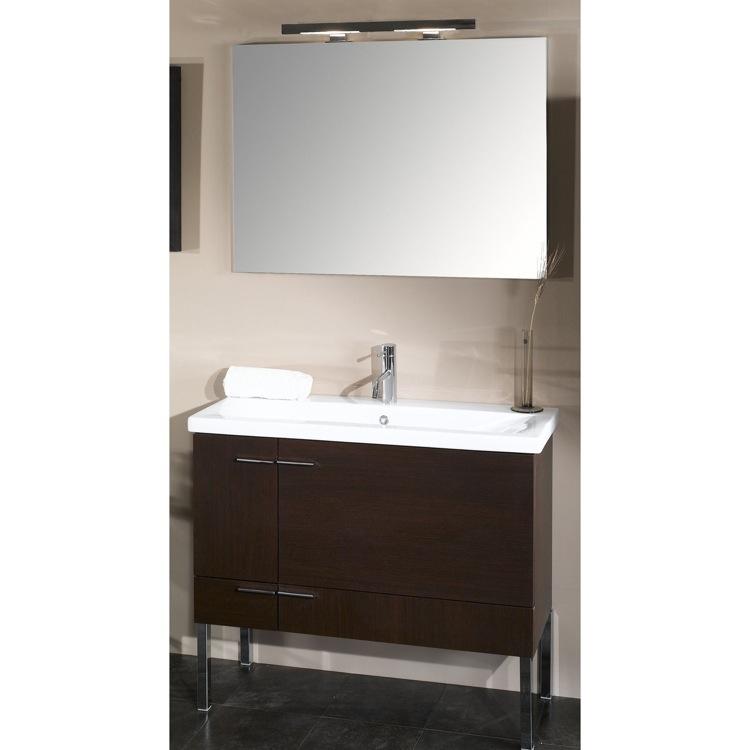 Iotti Ns1 Bathroom Vanity, Simple  Nameek's
