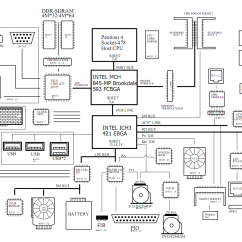 Intel Motherboard Circuit Diagram Pdf Microphone Wiring 3 Pin Desktop Board Diagrams G965