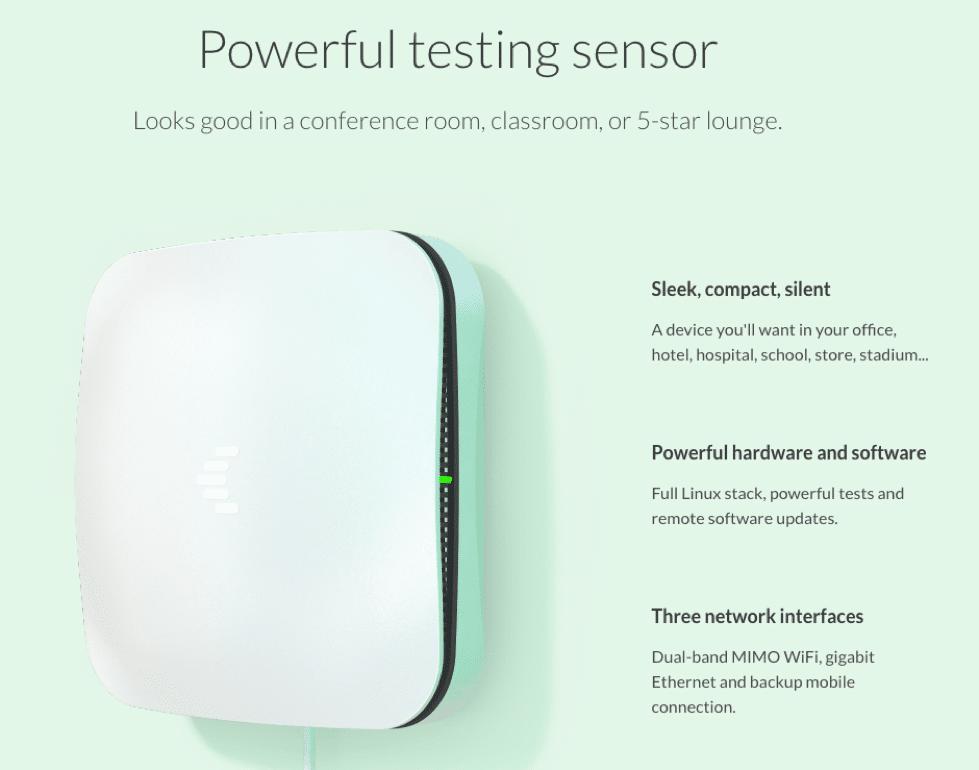 Cape Networks Sensor Image