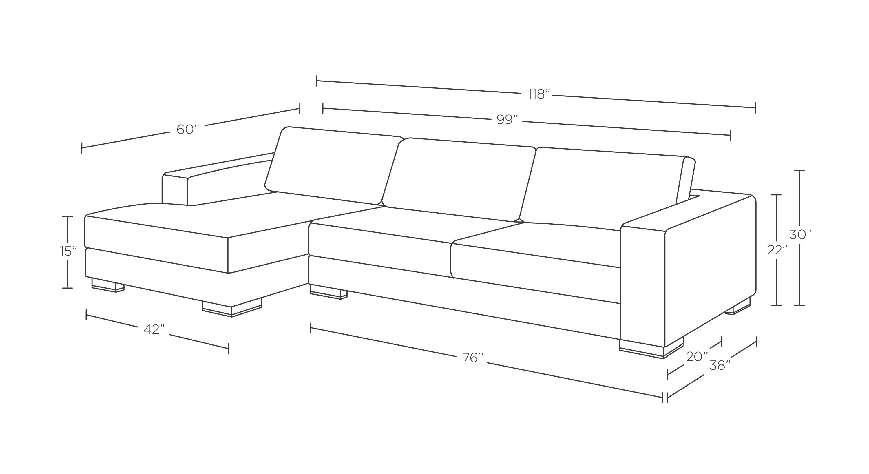 Henry Custom Sofa