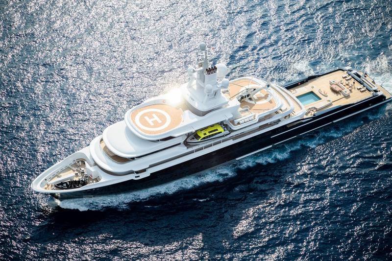 Luna Yacht Lloyd Werft SuperYacht Times