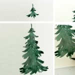 Watercolor Pine Trees Tutorial How To Paint A Wintery Forestscape
