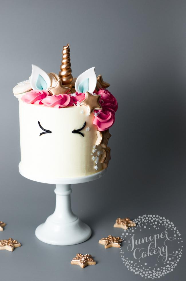 How To Draw A Unicorn Cake : unicorn, Unicorn, Cake:, Enchantingly, Tutorial