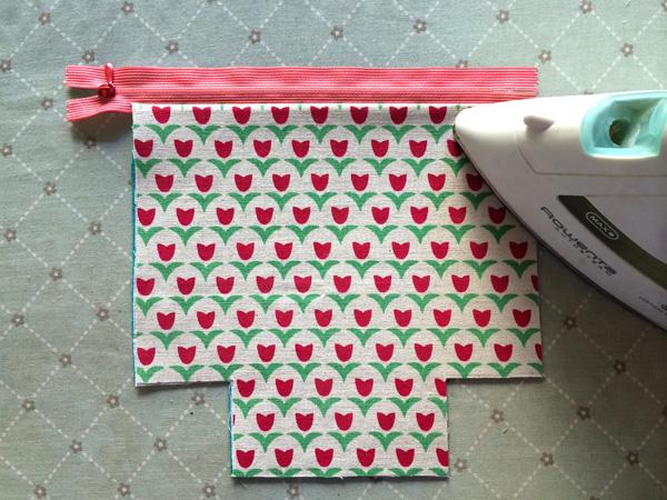 Sew Pretty How To A Makeup Bag