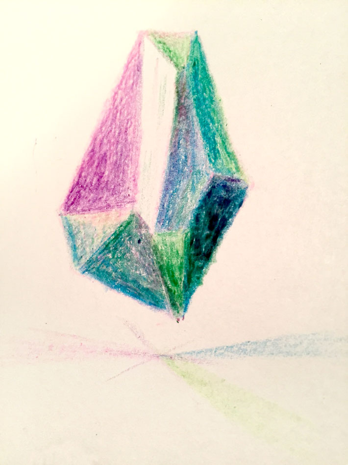 Things To Draw With Color : things, color, Proof, Drawing, Crayons, Create, Amazing