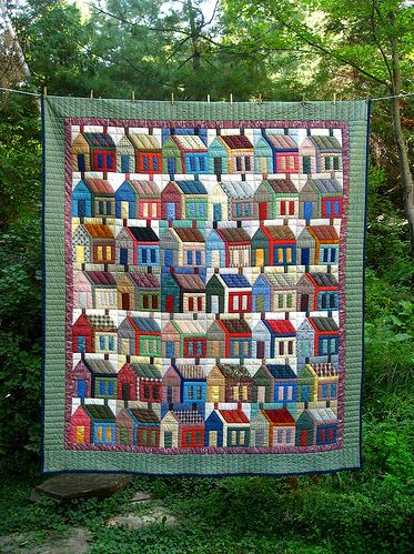 House Quilts : house, quilts, Sweet, Home:, House, Quilts