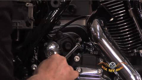Basic Starter Wiring Diagram How To Install A Starter On A Motorcycle