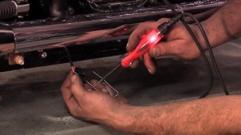 2003 Harley Davidson Fuse Box How To Test A Harley Brake Light Switch Fix My Hog Video