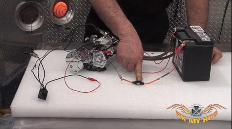 motorcycle electrical wiring  basic guide wiring diagram •