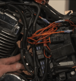 harley motorcycle air ride wiring diagram [ 1280 x 720 Pixel ]