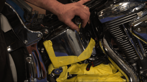 Harley Evo Softail Oil Tank Installation | Fix My Hog