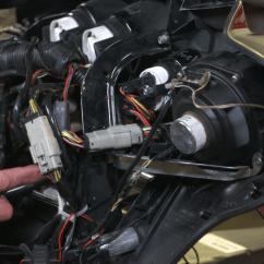 Harley Softail Frame Diagram Ford Falcon Icc Wiring Davidson Inner Fairing Installation: Part 1 | Fix My Hog