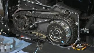 2002 Flh Harley Davidson Wiring Schematic Harley Clutch Assembly Upgrade Fix My Hog