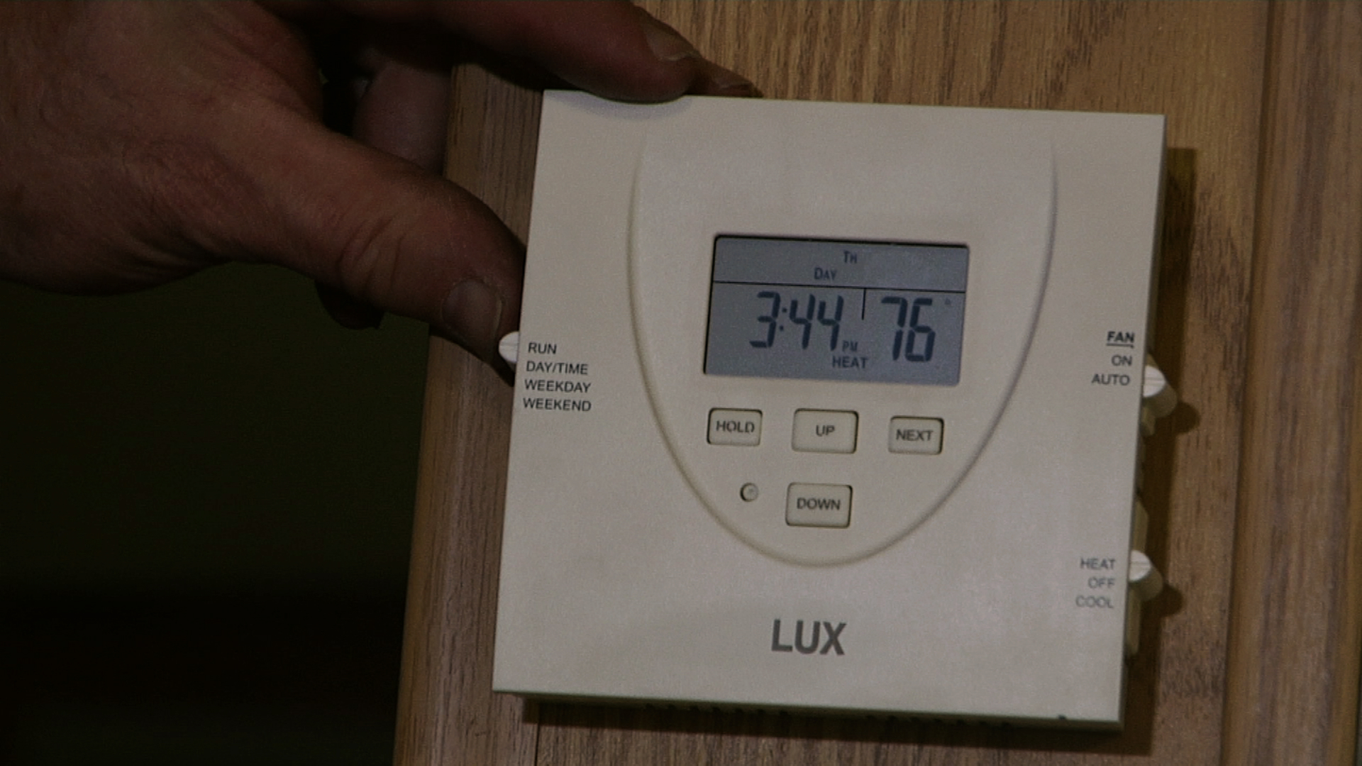 hight resolution of rv thermostat replacement installing a digital thermostat