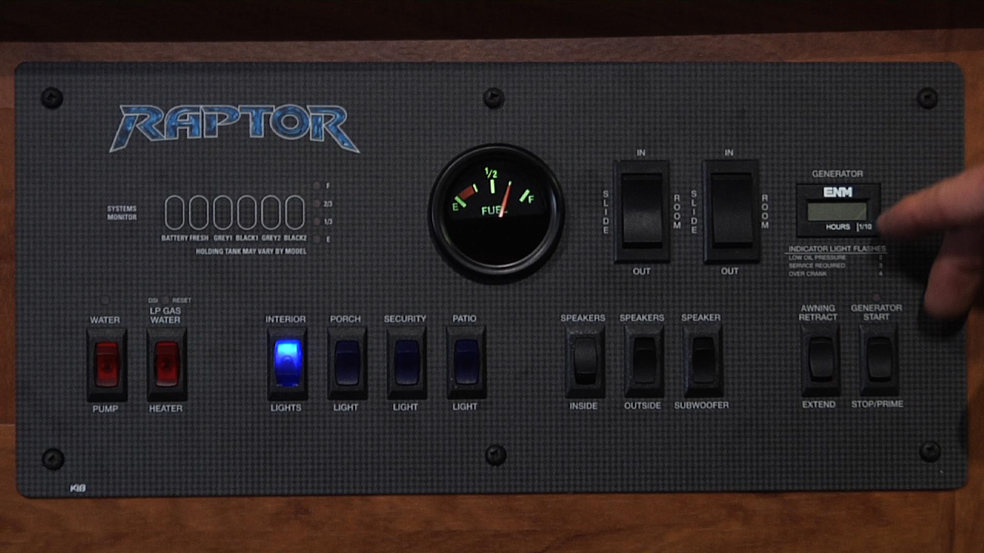 monaco rv wiring diagram bosch 5 pin relay monitor panel overview | repair club