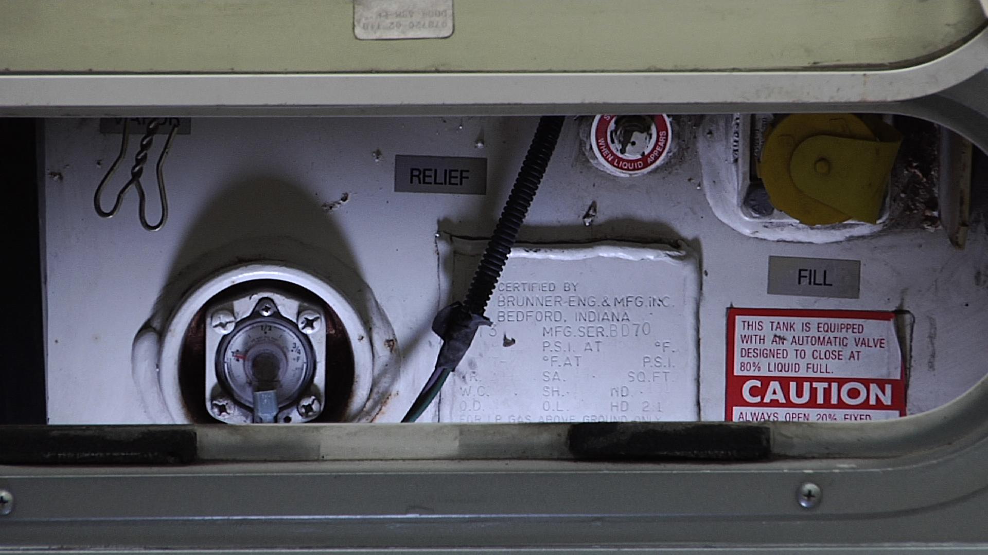 hight resolution of assessing rv propane tanks asme tank rundown
