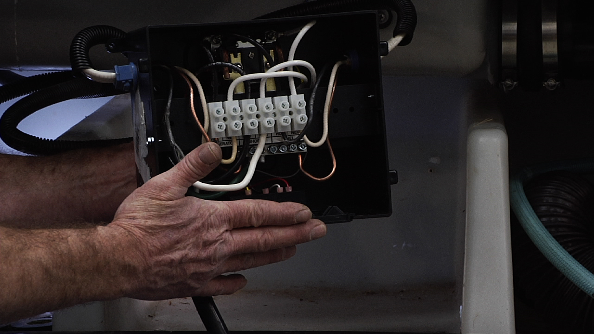 hight resolution of how to install an automatic rv transfer switch