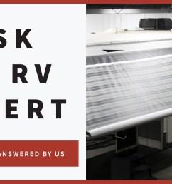 ask an rv expert banner [ 5000 x 2617 Pixel ]